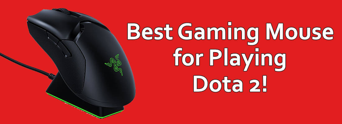 Best Mouse for Dota 2 for Gaming!