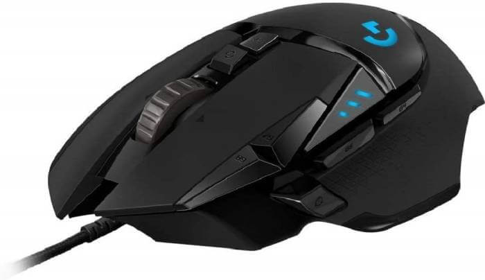 Logitech G502 Hero Review - Best Gaming Mouse for Dota 2