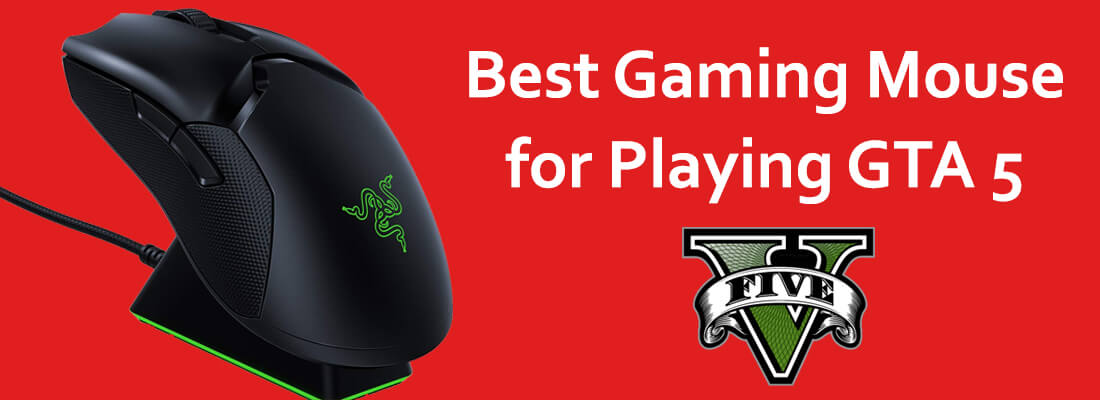 Best Mouse for GTA 5 for Gaming!