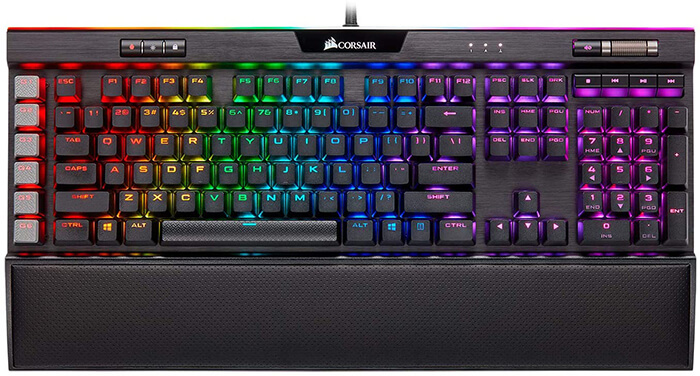 Corsair K95 RGB Platinum XT Review - Best Gaming Keyboard for GTA 5!
