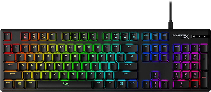 HyperX Alloy Origins Review - Best GTA 5 Keyboard for Gaming!