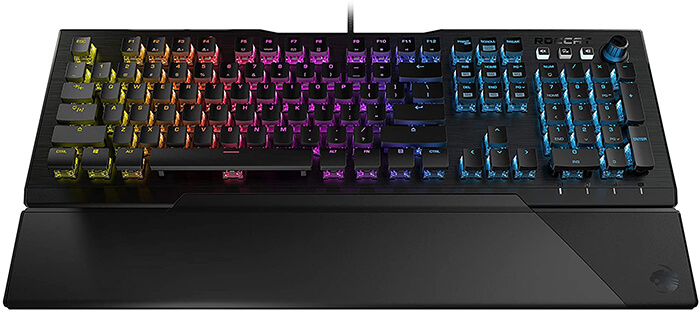 Roccat Vulcan 121 Aimo Review - Best Mechanical Keyboard for GTA 5
