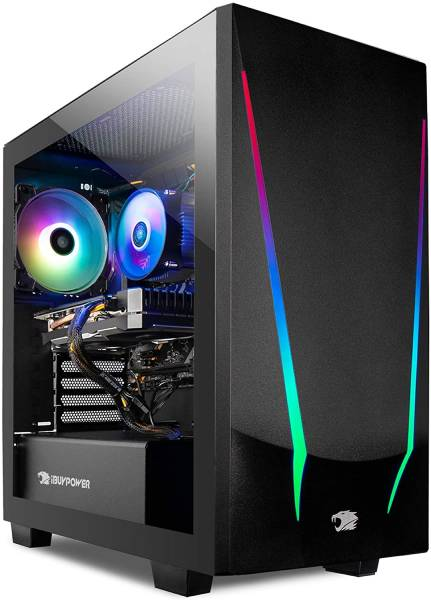 iBUYPOWER Gaming PC Computer Desktop Trace 4 931 - AMD Best Overall PC for GTA V
