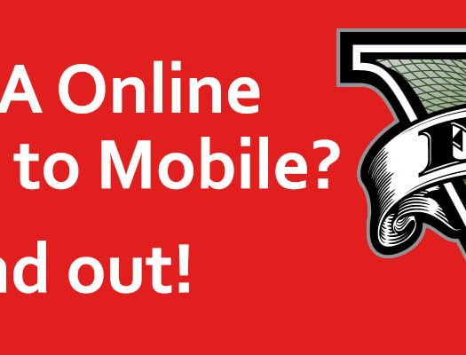 GTA Online Mobile Coming Soon? Find out!